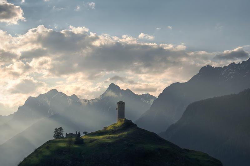 Burg Ardez